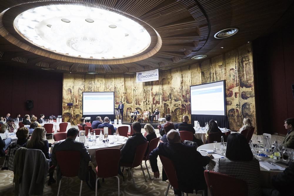 Întâlnirea Anuală Concordia - 27.09.2018