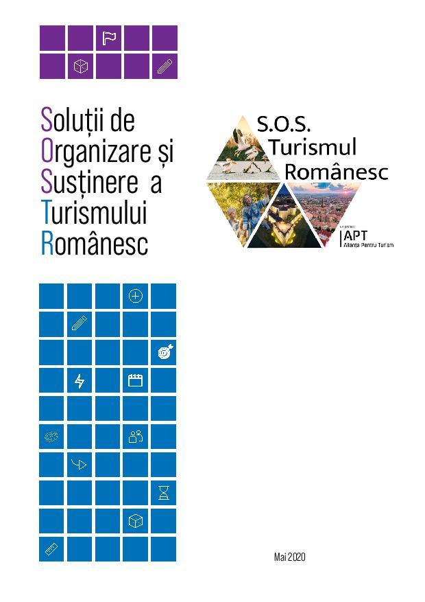 Soluții de organizare și susținere a turismului românesc