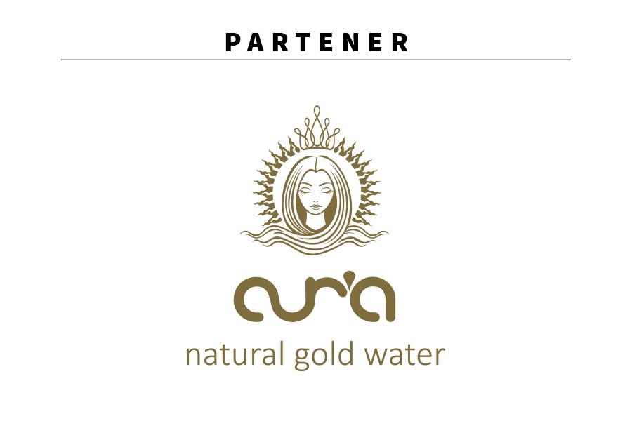 Aura - Natural Gold Water